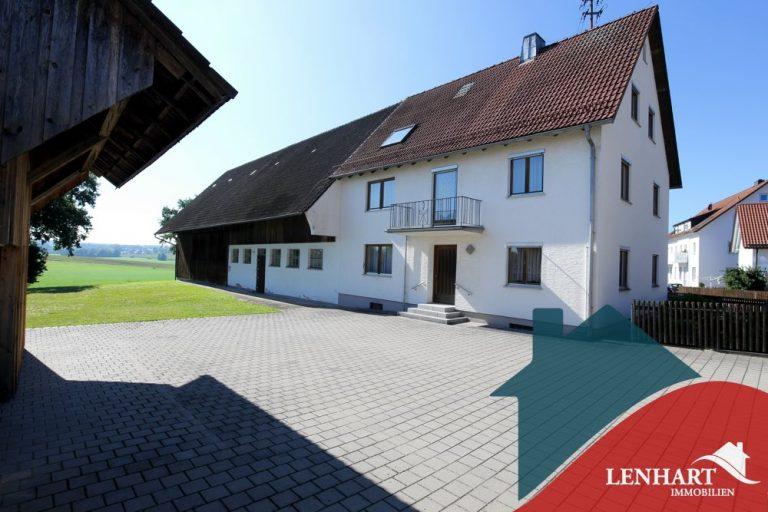 Bauernhaus-Bonstetten-Ansicht