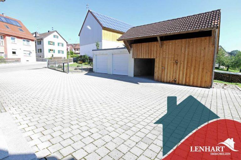 Bauernhaus-Bonstetten-Garagen-Schuppen