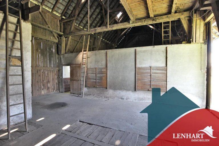 Bauernhaus-Bonstetten-Stadel-Heuboden