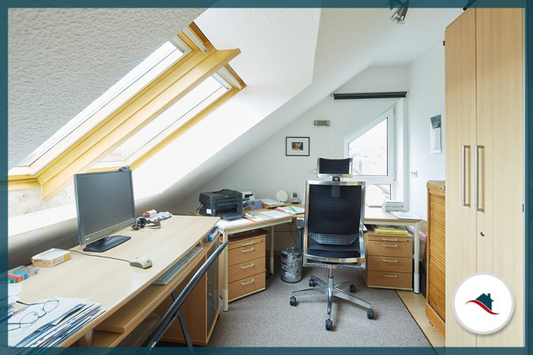 Dachgeschosswohnung-Neuburg-Büro