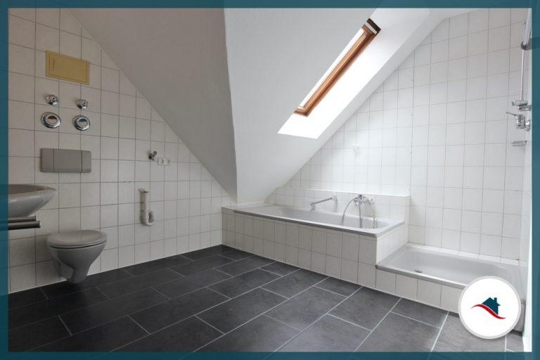 Dachgeschosswohnung-Ziemetshausen-Bad