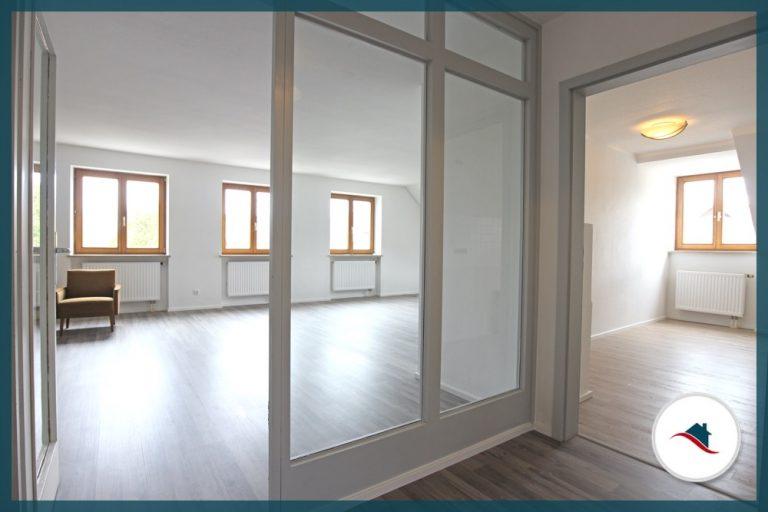 Dachgeschosswohnung-Ziemetshausen-TrennungWohnen-Kueche