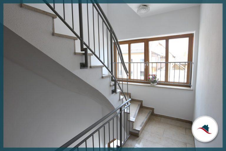 Dachgeschosswohnung-Ziemetshausen-Treppenhaus