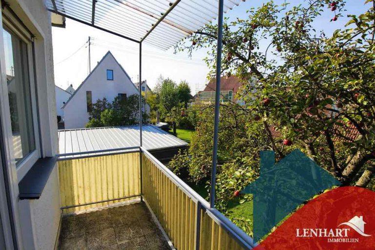 Doppelhaushälfte-Illertissen-Blick-Balkon
