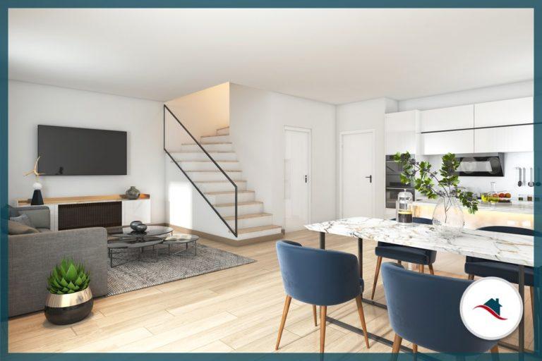 Doppelhaushälfte-Krumbach-Wohnraum-l