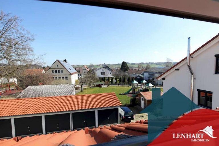 Doppelhaushälfte-Ottobeuren-DG_Ausblick