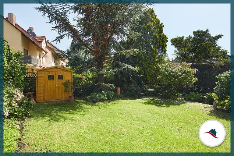 Doppelhaushälfte-Puchheim-Garten-Hütte