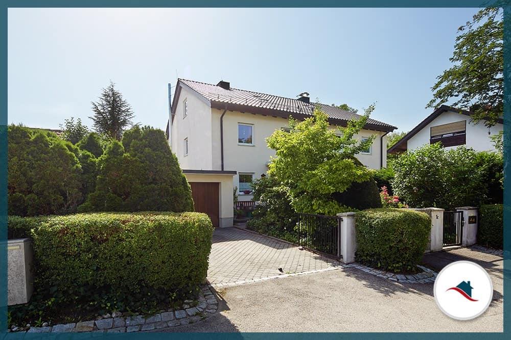 Doppelhaushälfte Puchheim