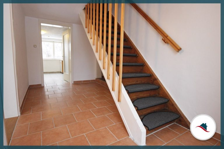 Einfamilienhaus-Aichen-Treppenhaus