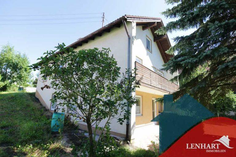 Einfamilienhaus-Billenhausen-Ansicht-SüdWest