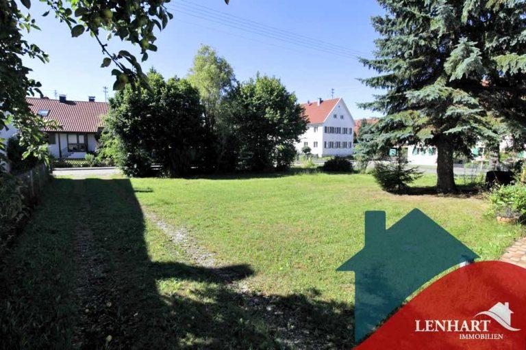 Einfamilienhaus-Billenhausen-Garten