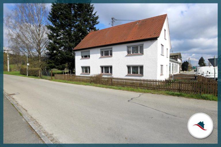 Einfamilienhaus-Billenhausen-Süden