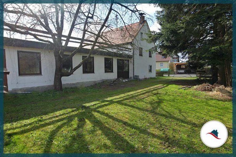 Einfamilienhaus-Billenhausen-Westseite