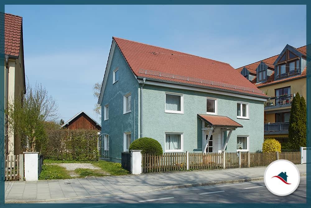 Einfamilienhaus mit Werkstatt Bobingen