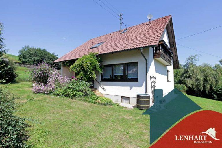Einfamilienhaus-Ebershausen-AnsichtSüdOst