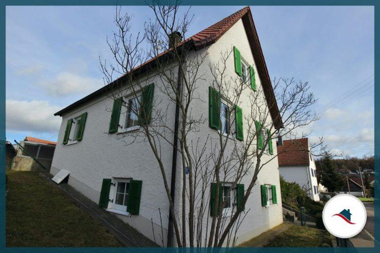 Einfamilienhaus-Edelstetten-SüdWestAnsicht