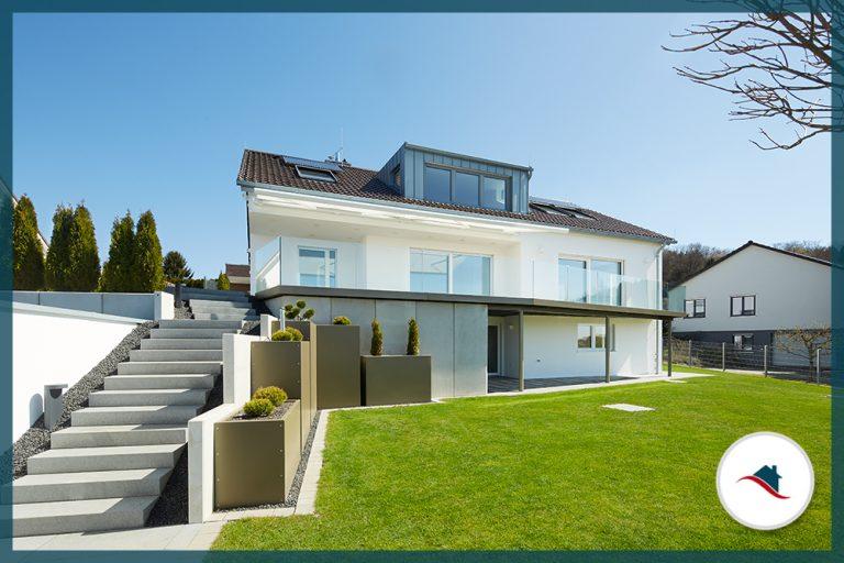 Einfamilienhaus-Krumbach-Ansicht