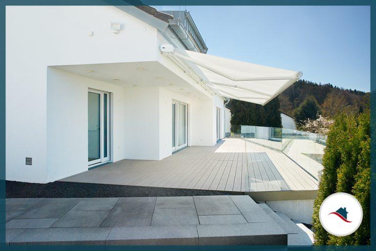 Einfamilienhaus-Krumbach-Terrasse