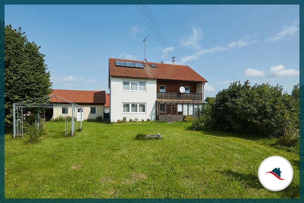 Einfamilienhaus Niederraunau