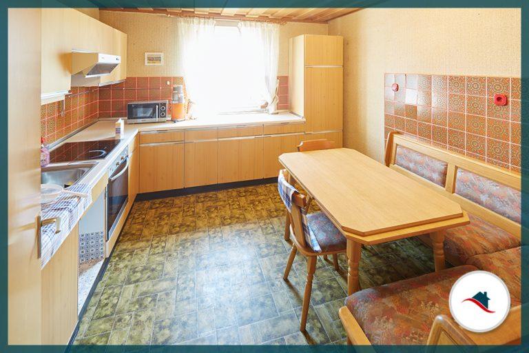 Einfamilienhaus-Niederraunau-Küche