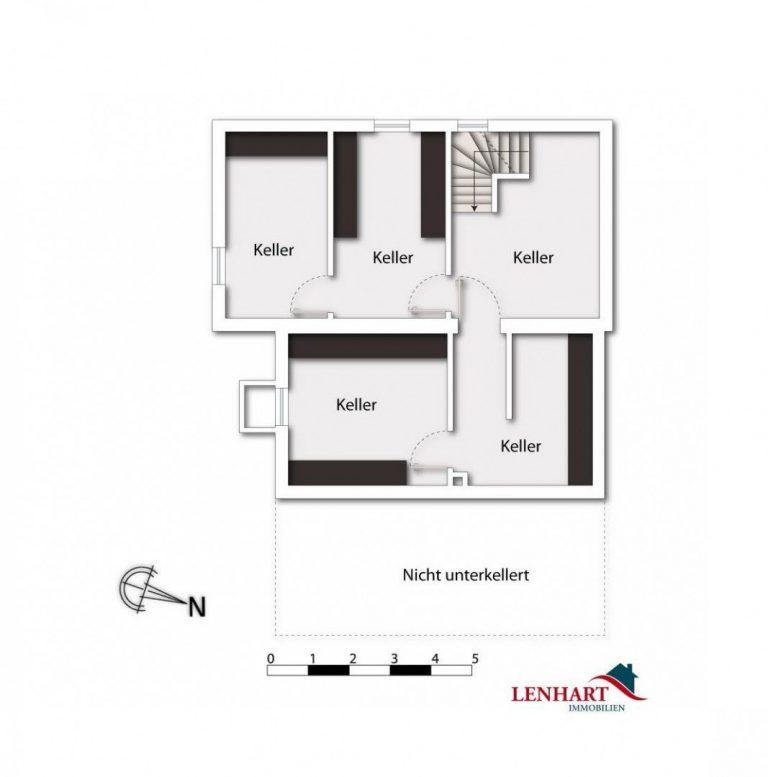 Einfamilienhaus_Niederraunau_Grundriss_Keller