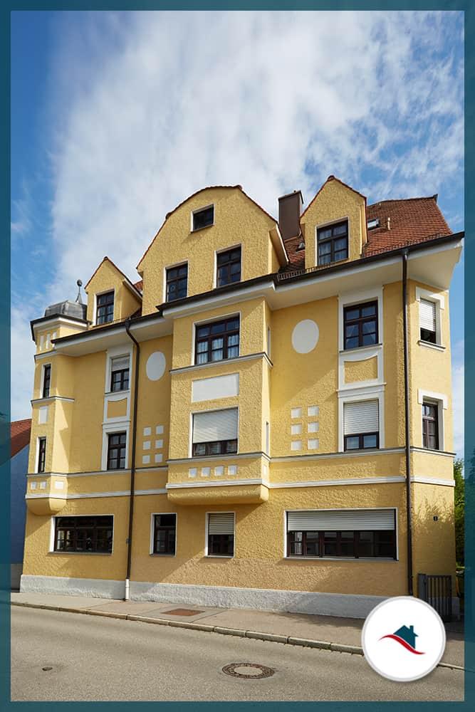 Erdgeschosswohnung-Augsburg-AnsichtSüd