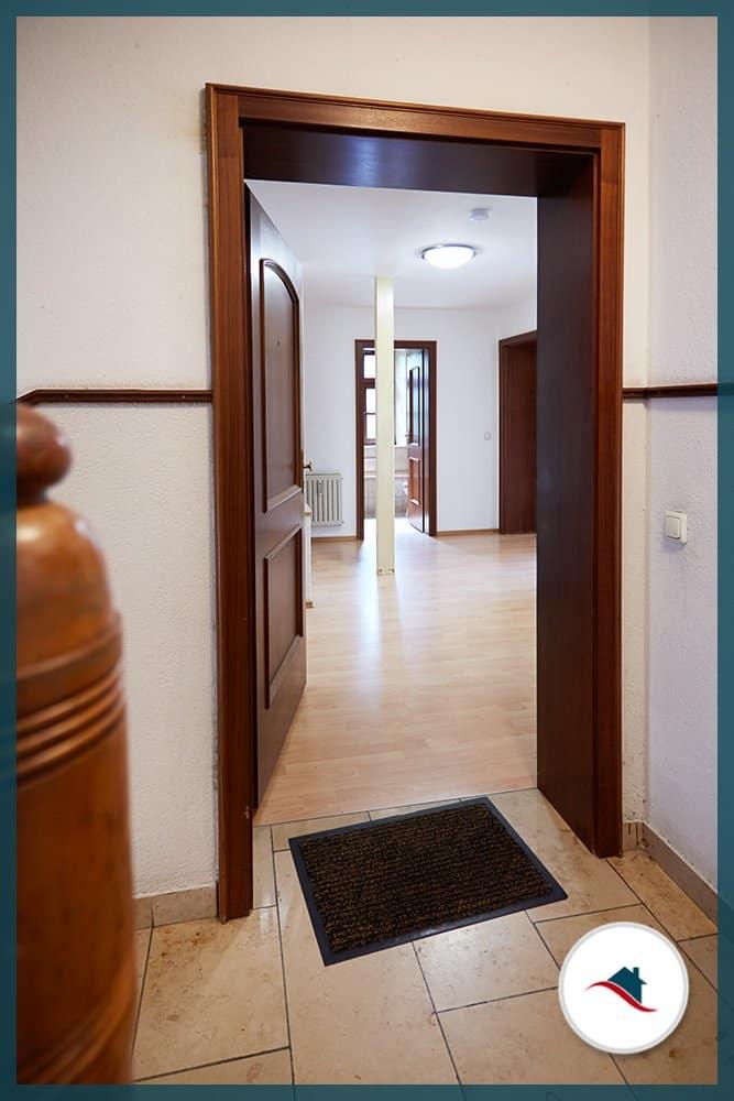 Erdgeschosswohnung-Augsburg-Eingang