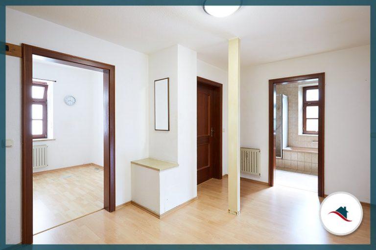 Erdgeschosswohnung-Augsburg-Flur