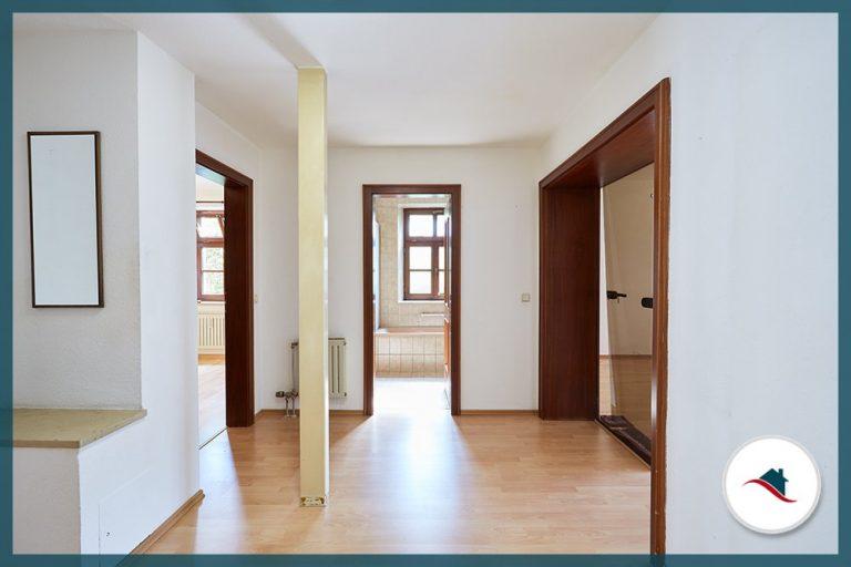 Erdgeschosswohnung-Augsburg-Flur1