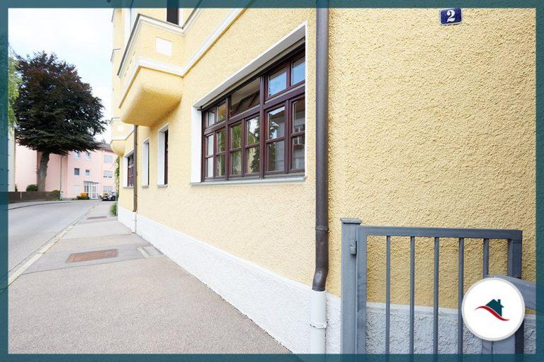Erdgeschosswohnung-Augsburg-Front