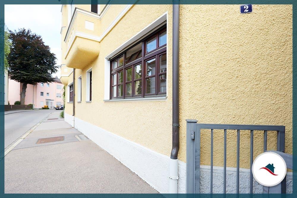 Erdgeschosswohnung Augsburg
