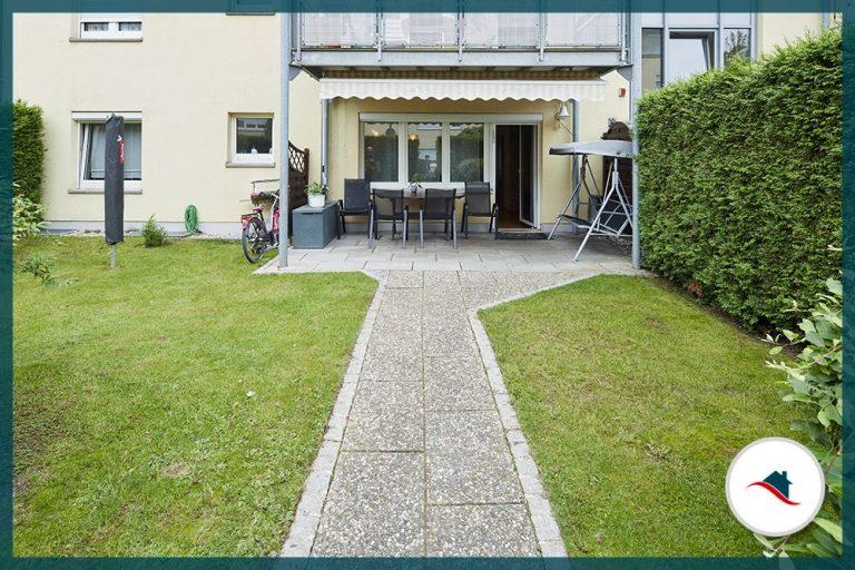Erdgeschosswohnung-Augsburg-Garten