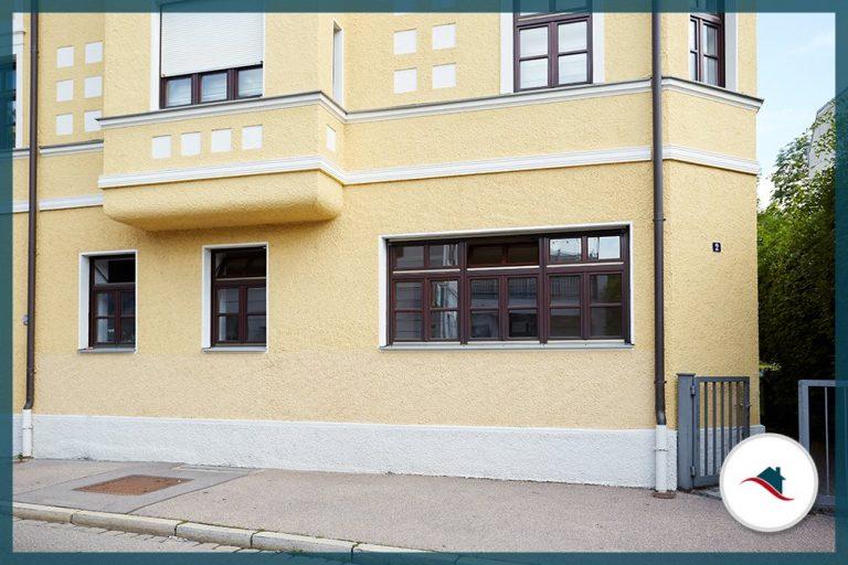 Erdgeschosswohnung-Augsburg-Hochparterre