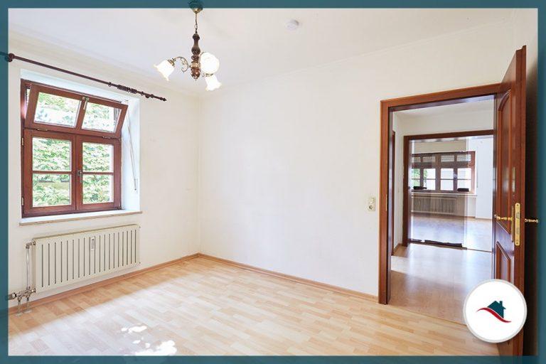 Erdgeschosswohnung-Augsburg-Schlafen