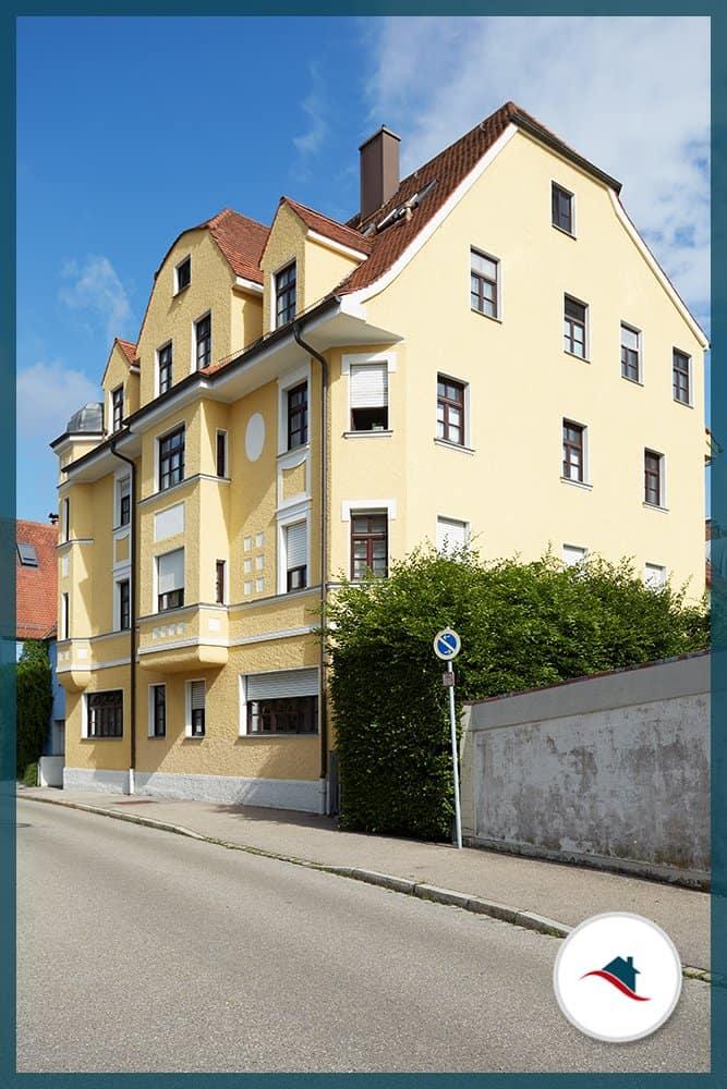 Erdgeschosswohnung-Augsburg