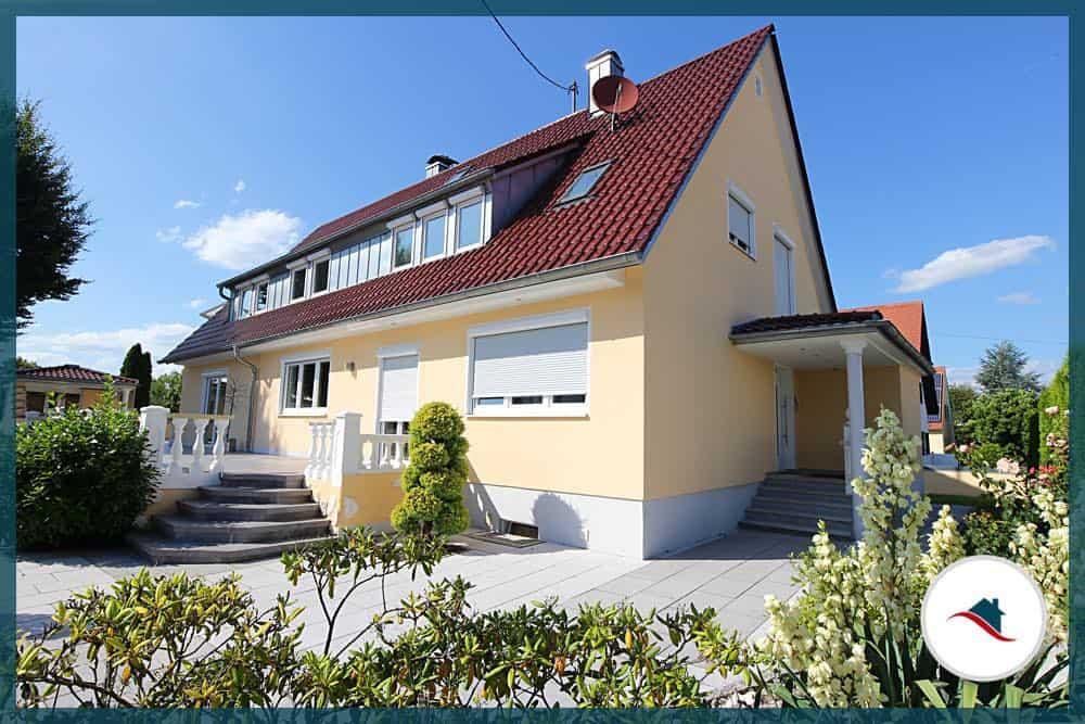 Erdgeschosswohnung Diedorf