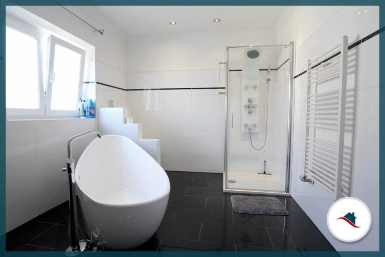Erdgeschosswohnung-Diedorf-Badezimmer