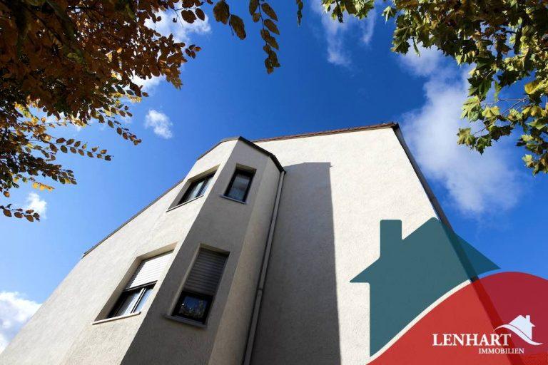 Erdgeschosswohnung-Stadtbergen-Fassade