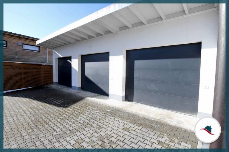 Etagenwohnung-Krumbach-Garage