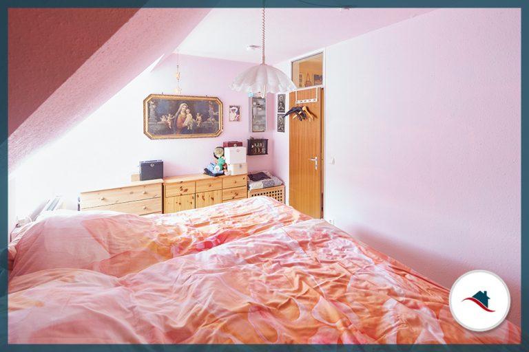 Etagenwohnung-Krumbach-Schlafen