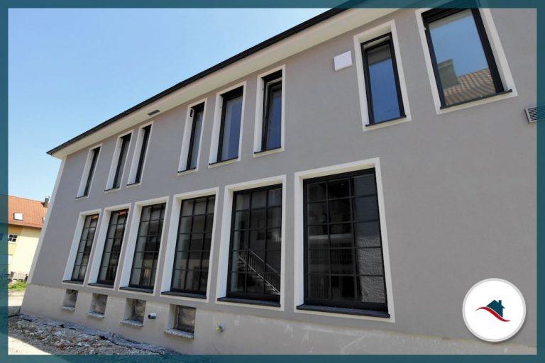 Wohnung Krumbach Fassade