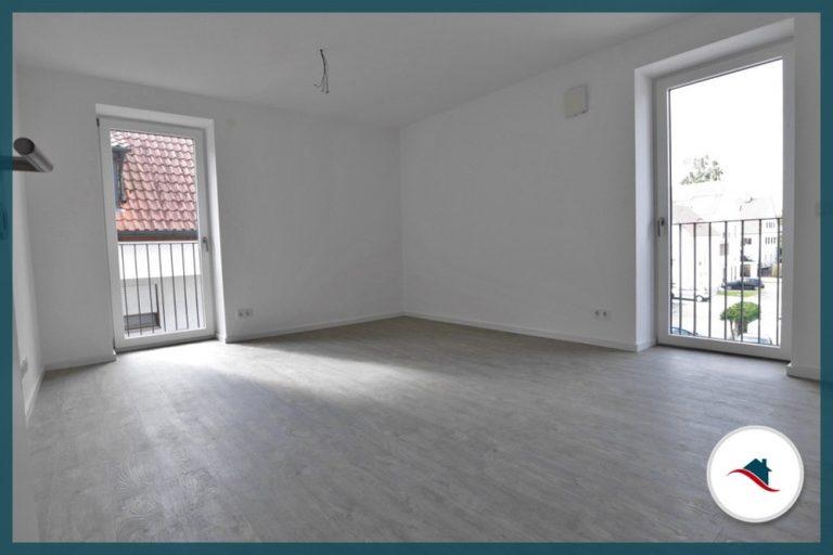 Wohnung Krumbach Wohnzimmer