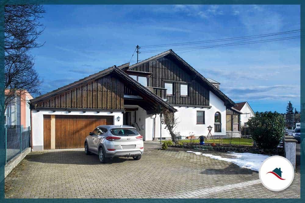 Zweifamilienhaus Meitingen