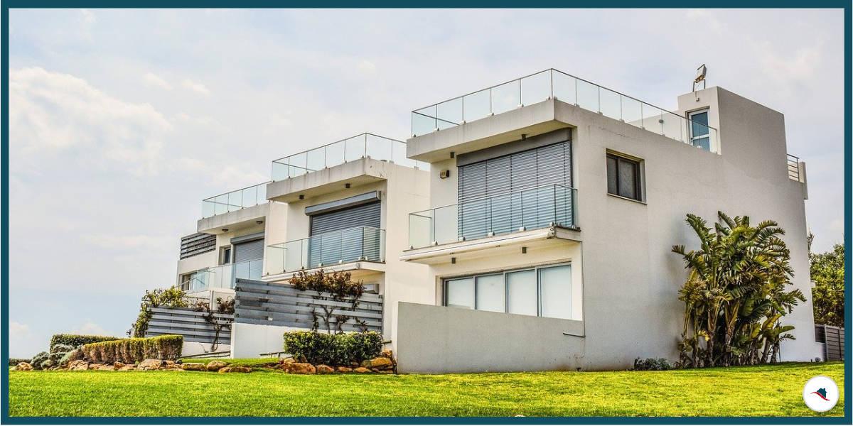 Provision Immobilienamakler Haus Neubau